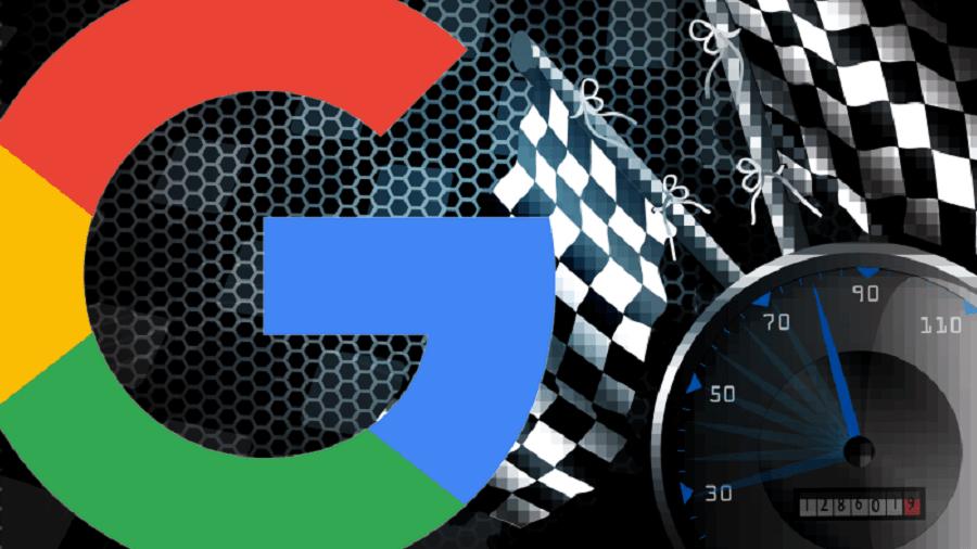 گوگل اسپید آپدیت