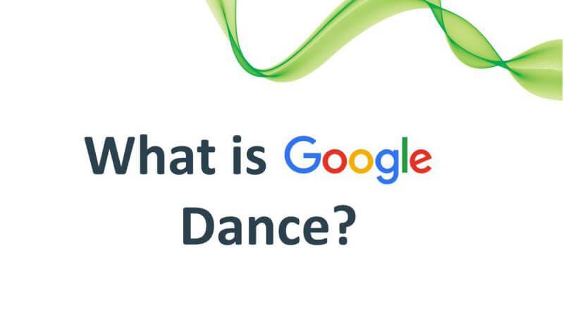 رقص گوگل چیست ؟