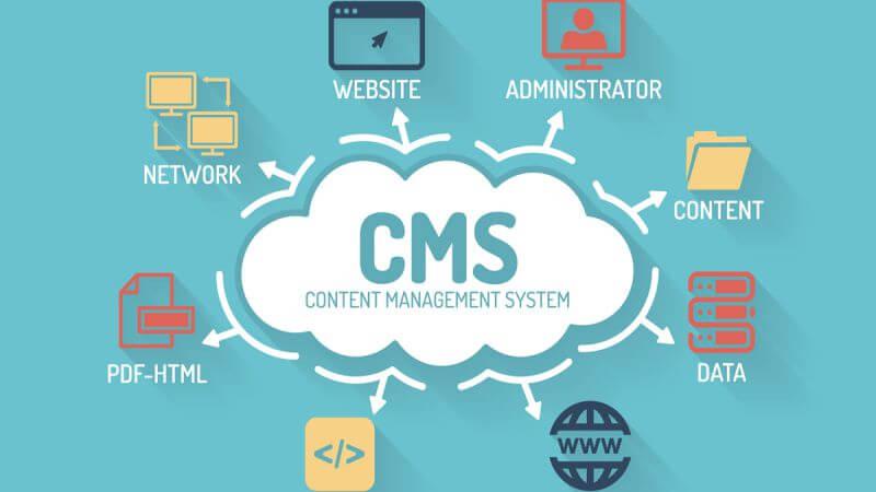 معرفی انواع سیستم های مدیریت محتوا