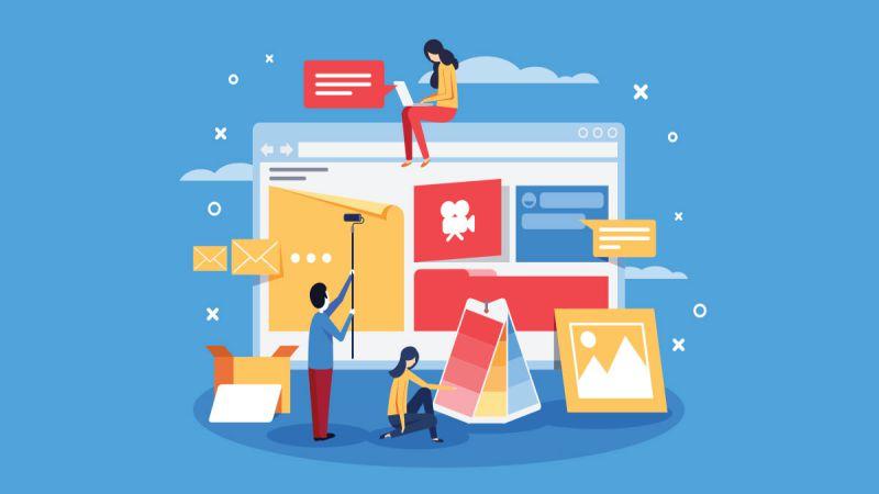 باز طراحی سایت برای همگام شدن با فناوری روز